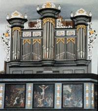 St Andreas Church, (Nehringen, Mecklenburg-Vorpommern, Germany)